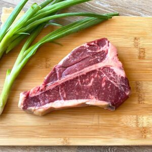 Porterhouse Steak from Oregon Valley Farm