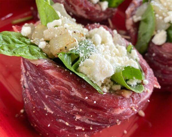 Flank Steak from Oregon Valley Farm
