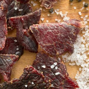 Jerky and Pepperoni Box from Oregon Valley Farm