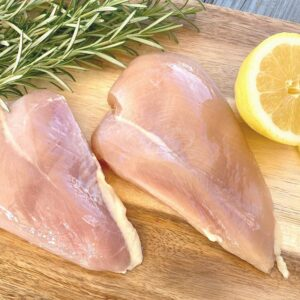 Boneless Skinless Chicken Breast from Oregon Valley Farm