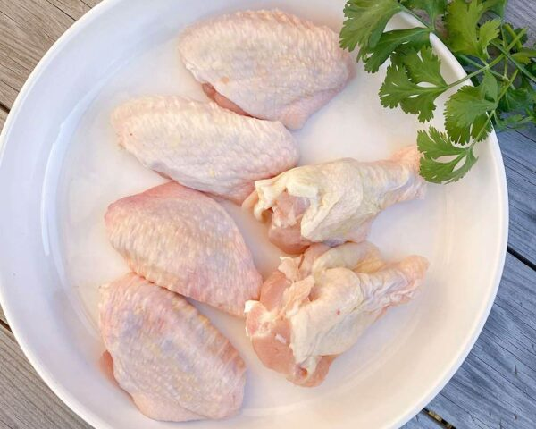 Chicken Wings from Oregon Valley Farm