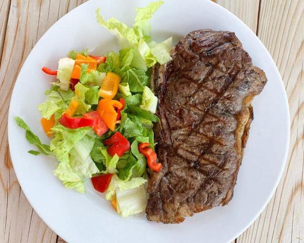 Club Steak from Oregon Valley Farm