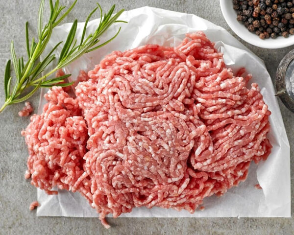 Ground Pork Boxes from Oregon Valley Farm