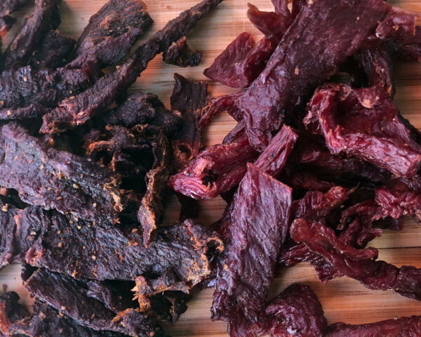 Jerky/Beef Strips from Oregon Valley Farm