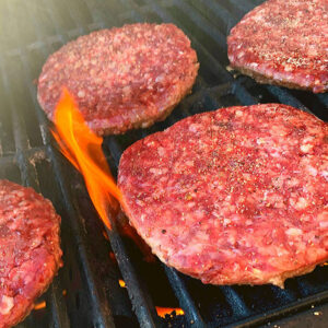 Lean Ground Beef from Oregon Valley Farm