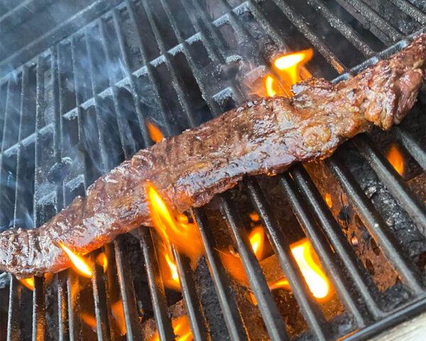 Skirt Steak from Oregon Valley Farm