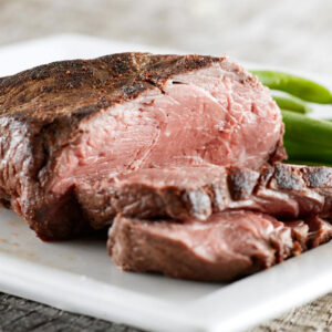 Top Sirloin from Oregon Valley Farm