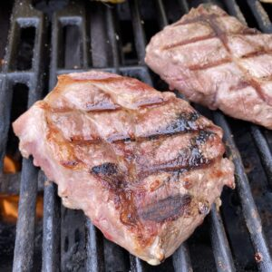 Pork Coppa Steaks