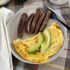 Beef Breakfast Links from Oregon Valley Farm